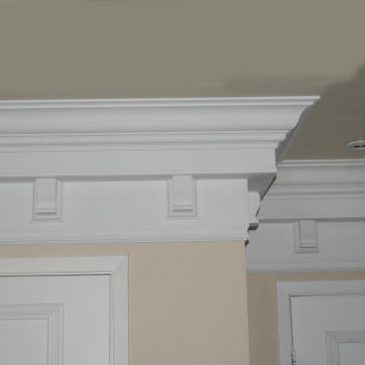 Crown Moulding – 1/2