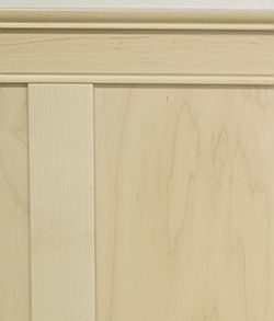 Maple Wainscoting Kit