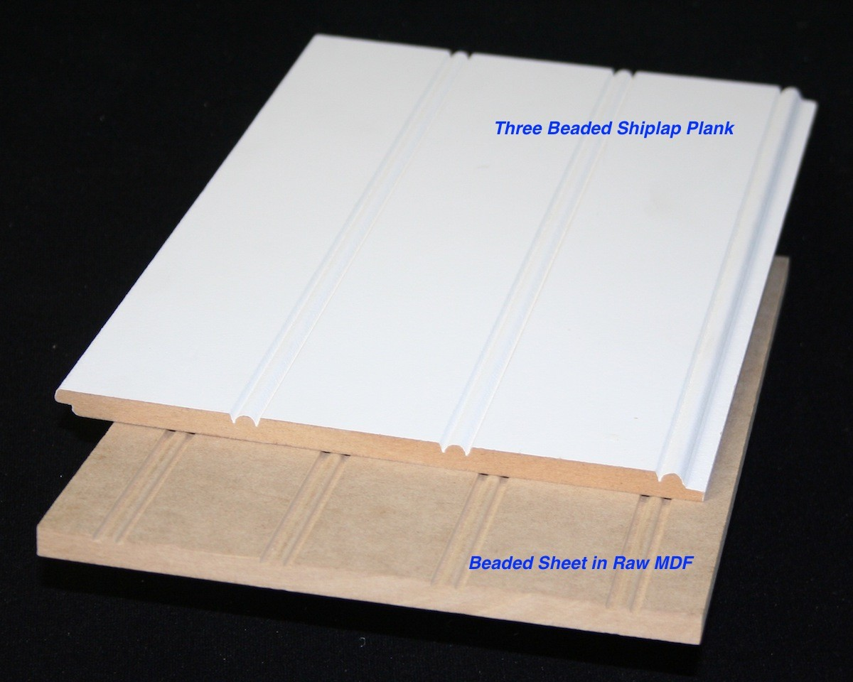 Beadboard Shiplap Planks And Other Strip Products For