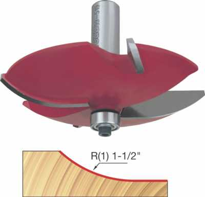 Freud 2 + 2 Router Bit