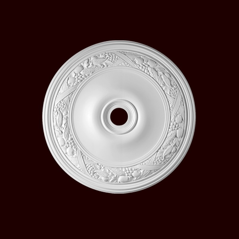 "Country Harvest 36"" Ceiling Medallion"