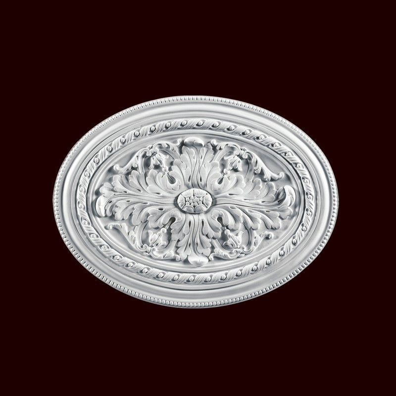 "Colonial Rope & Pearl 23"" Ceiling Medallion"