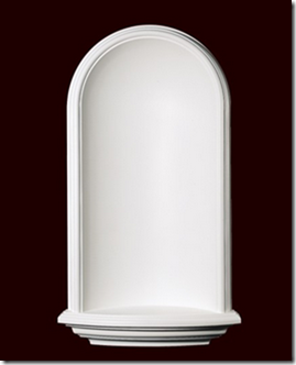 Surface Mounted Wall Niche N310