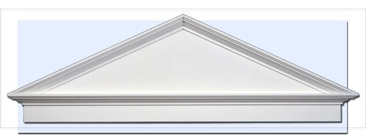 Peak Pediment I Elite Trimworks