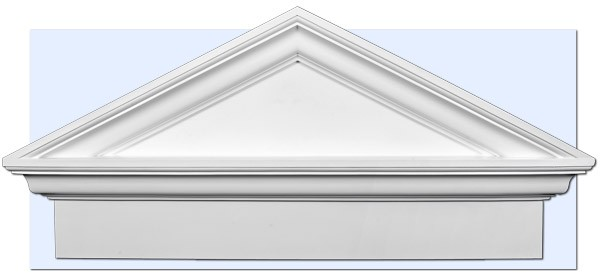 Raleigh Pediment