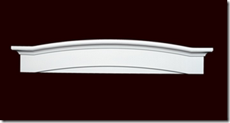 "25"" Window Trim"