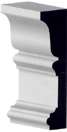 "5 1/4"" Architrave, 4ft"