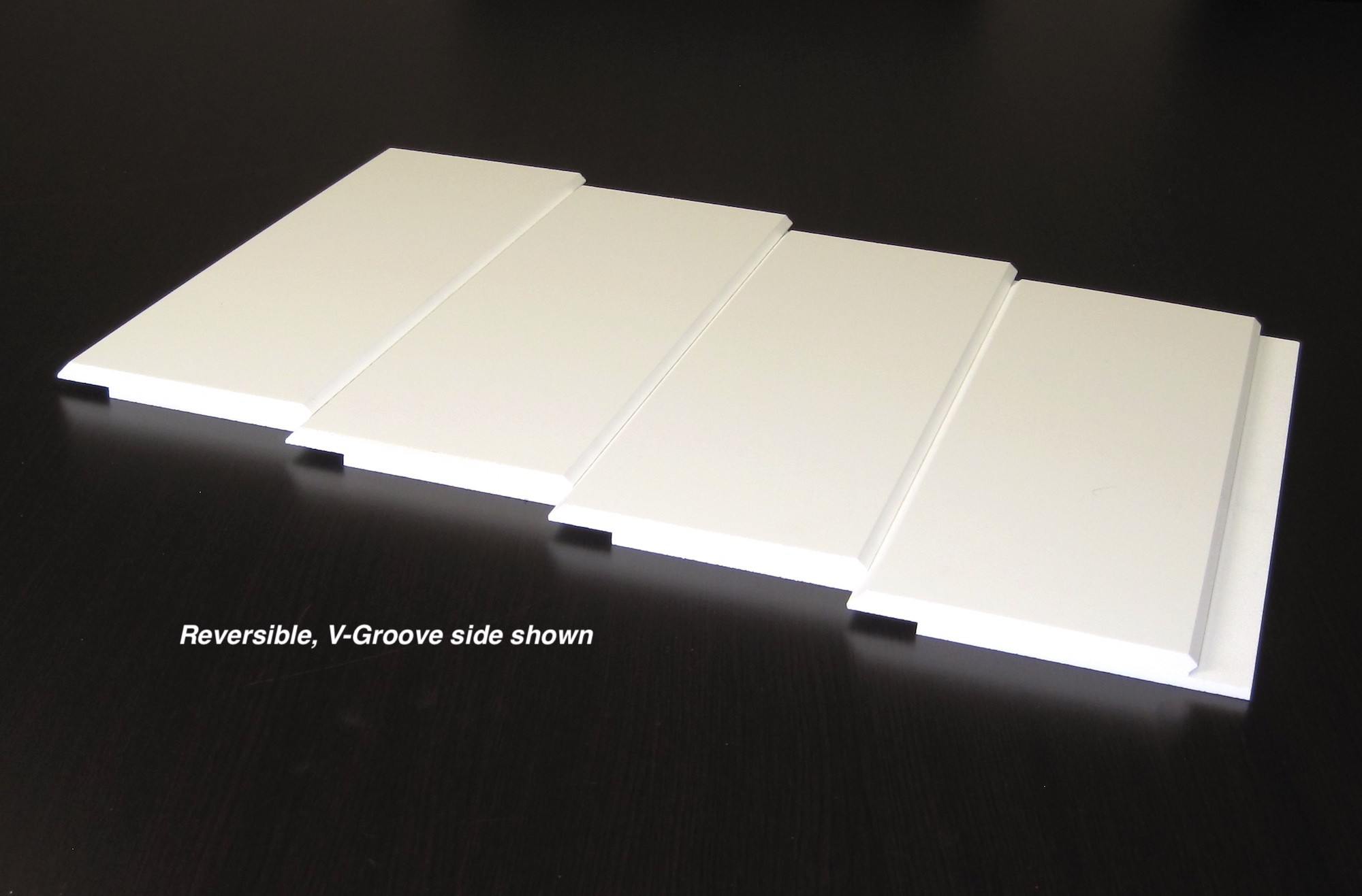 Pvc Shiplap Blind Nail Plank