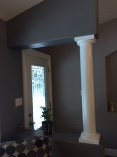 Round Smooth Wood Non Tapered Column 6 Quot I Elite Trimworks