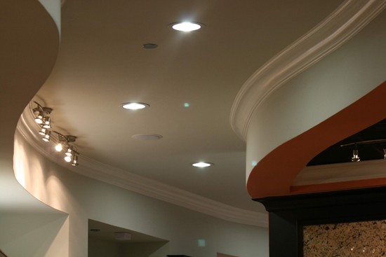 "Any 7"" Flexible Smooth Cornice (per foot)"