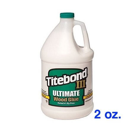 Titebond III Wood Glue, 2 oz.