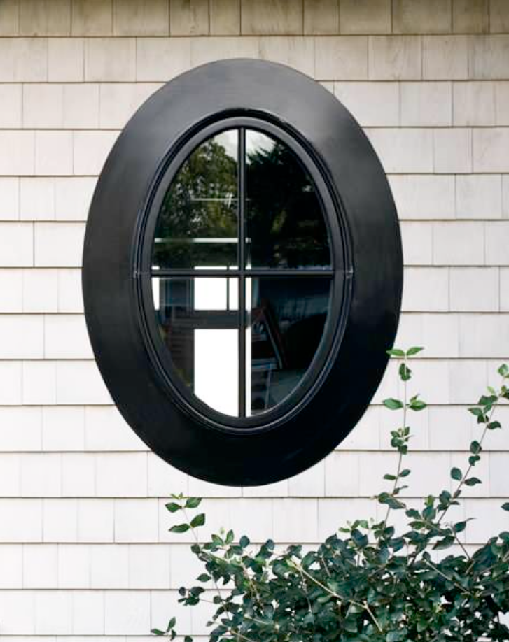 Oval Window Surround, Plain