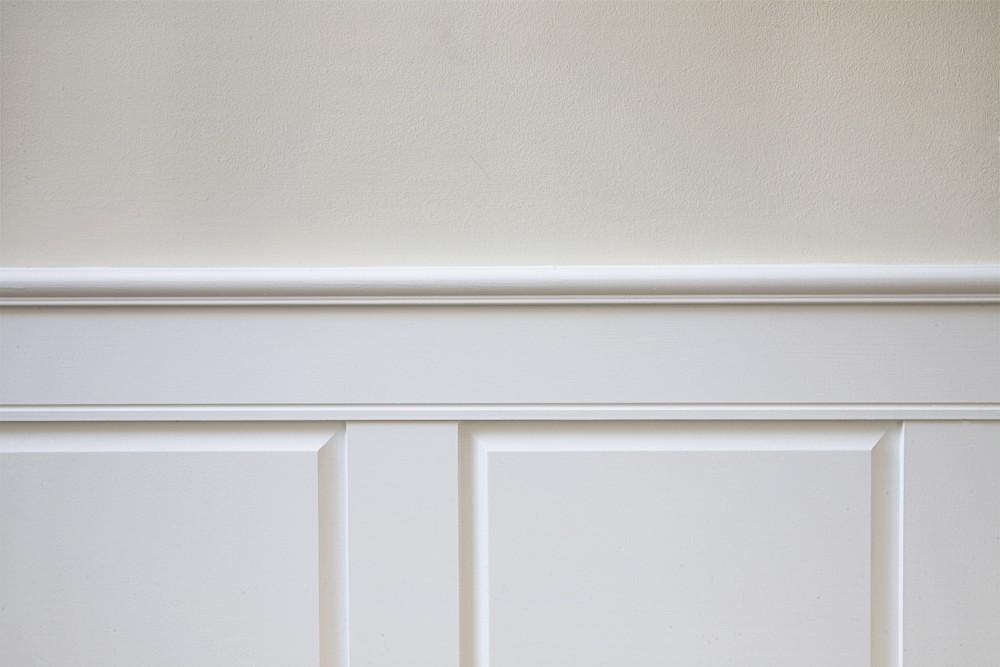 Raised Paneled Full Wall Kit 8ft In