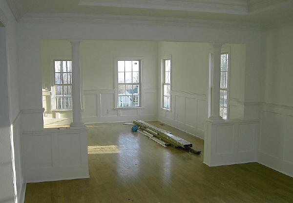 How To Install Our Wainscoting I Elite Trimworks