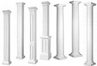 Permacast Columns Of Exterior Columns Architectural Structural Columns
