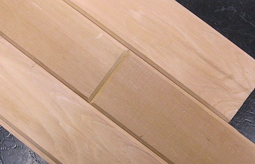 Cedar Wood Makes Beautiful Tongue Amp Groove Paneling I