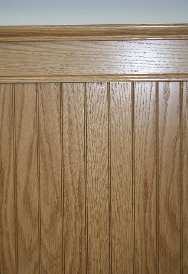 Hardwood Beadboard Gallery I Elite Trimworks