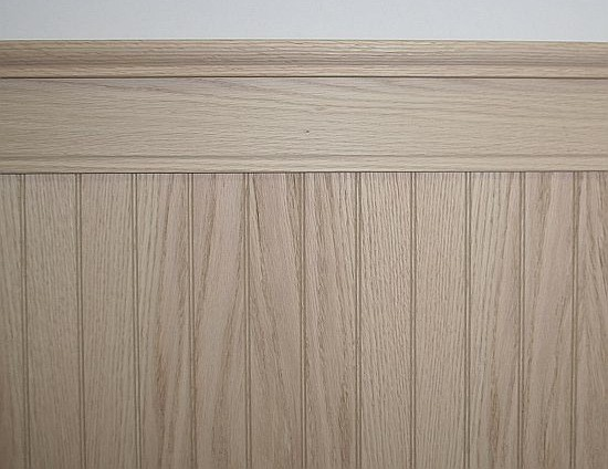 Beadboard Paneling Materials Ideas And Wainscoting I Elite Trimworks - Colored beadboard panels