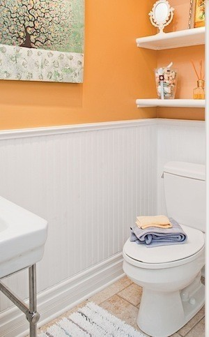 Beadboard Paneling - Materials, Ideas, and Wainscoting I Elite ...