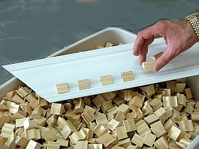 Wood Dentil Cornice I Elite Trimworks