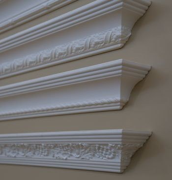 Embossed Cornice I Elite Trimworks