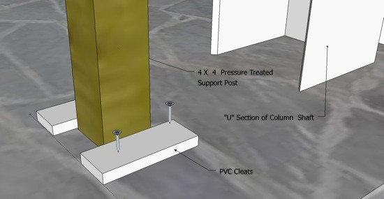 Tips and Best Practice for Installing PVC Column Wraps I