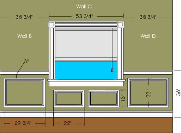 Faux Wainscoting : layout2 from portlanddebtsettlement.onlinecreditstrategies.com size 601 x 444 jpeg 29kB