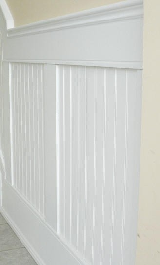 Beaded Paneled Wainscot I Elite Trimworks