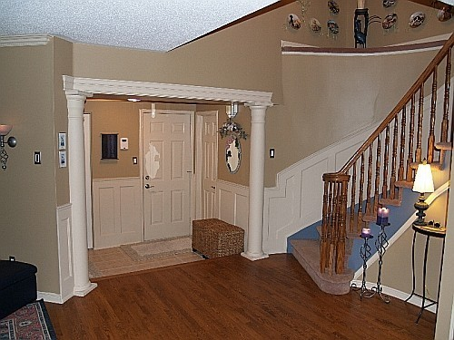Flexible Wainscot Gallery I Elite Trimworks