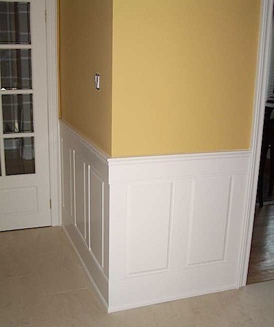 Raised Panel Wainscot Gallery I Elite Trimworks