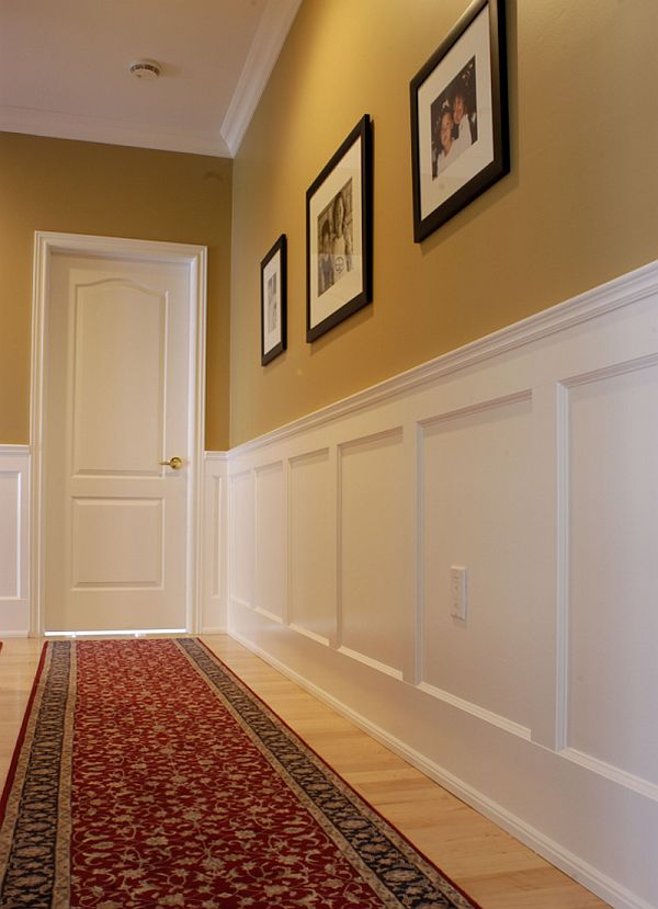 Paneled Wainscoting Gallery Elite Trimworks