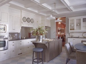 Beadboard Dress Up Your Walls And Ceilings With Dramatic