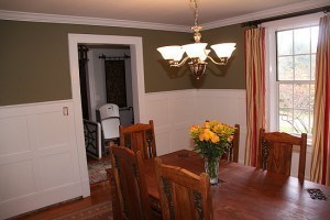 Wainscoting Ideas Dining Room Part 46