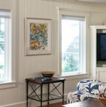 Wide Plank Wainscoting