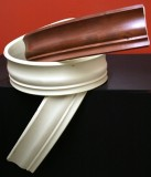 "Any 4"" Flexible Smooth Cornice (per foot)"