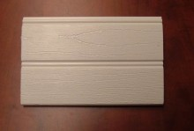 PVC Beadboard Tongue & Groove Plank - Textured