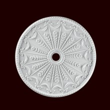 "Ribbon & Swag 42"" Ceiling Medallion"