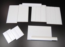 Beadboard / Wainscoting Sample Pack