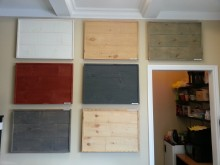 Ceiling Beam, Barn Board  Colour Sample